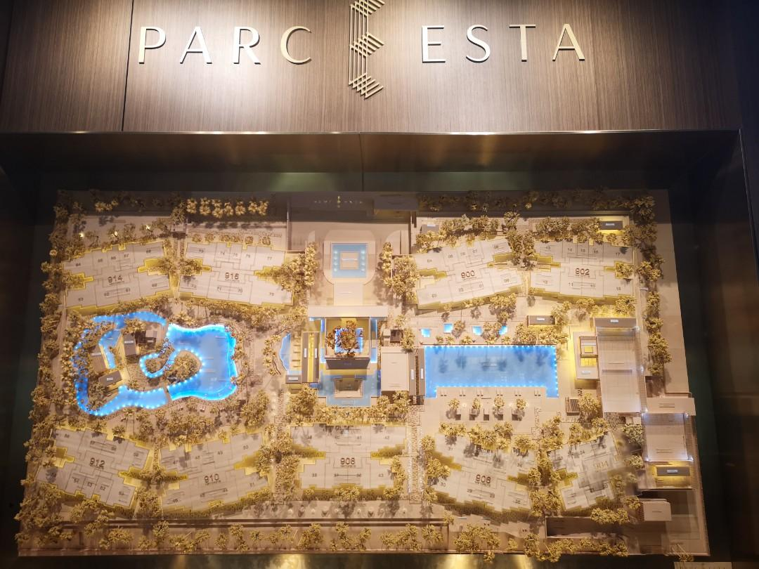 PARC ESTA- Just 200metres to Eunos MRT!