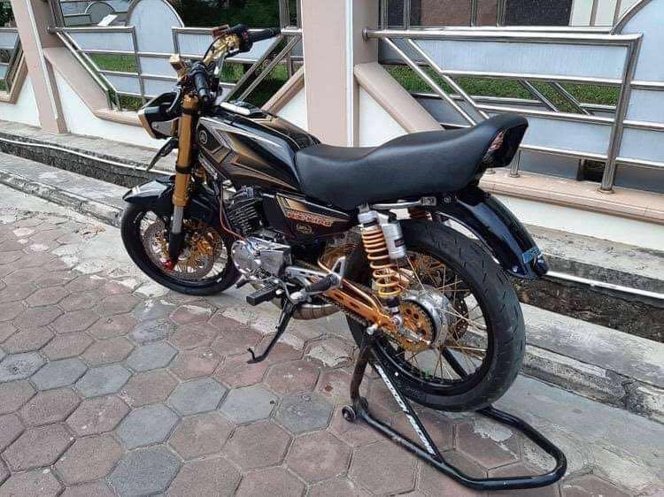 Rx King Thn 2013 Modifikasi Motorbikes On Carousell