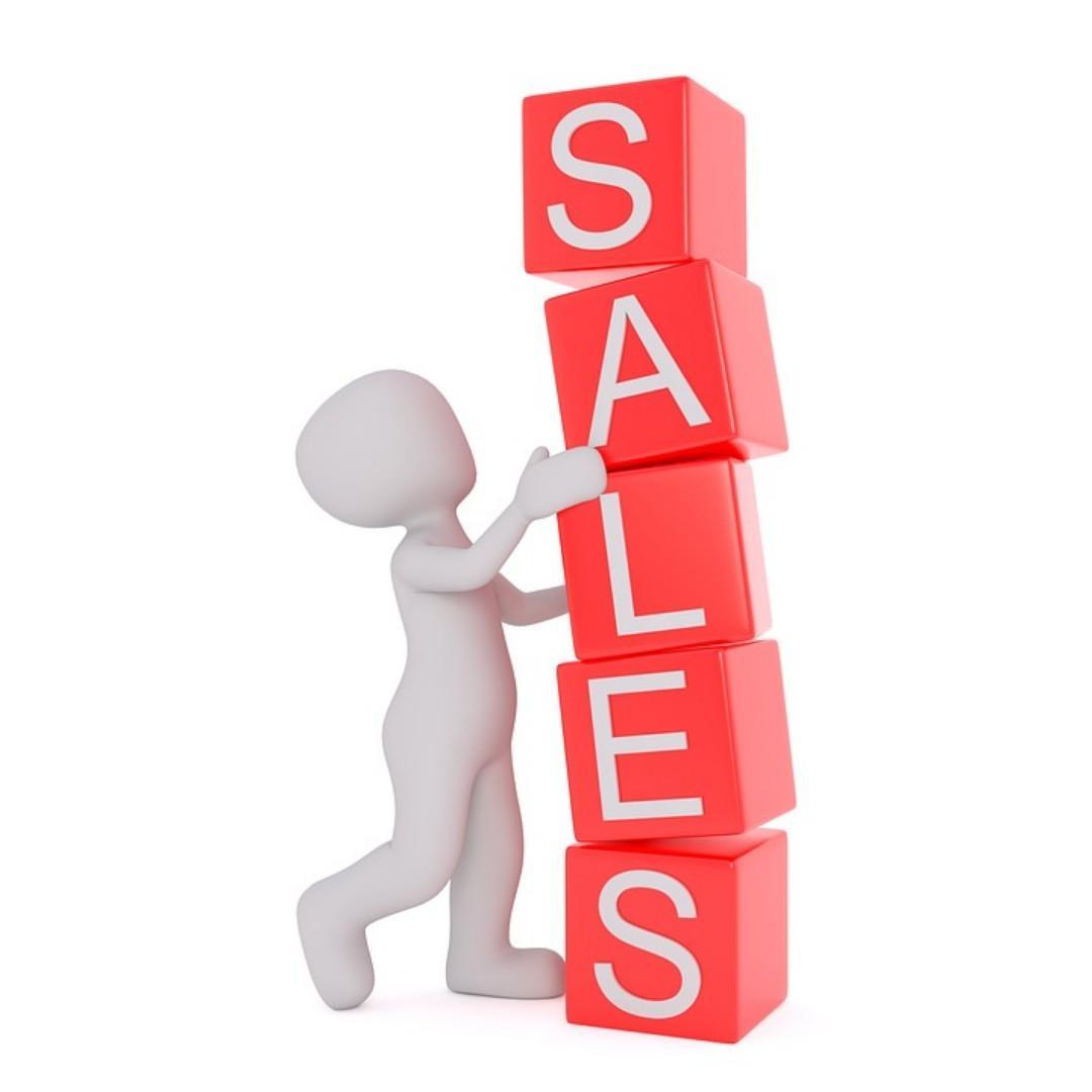 Temp Sales Associate - 15 Sep to 26 Oct / East / $9