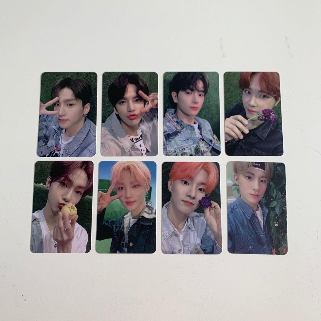 the boyz bloom bloom unreleased broadcast photocards