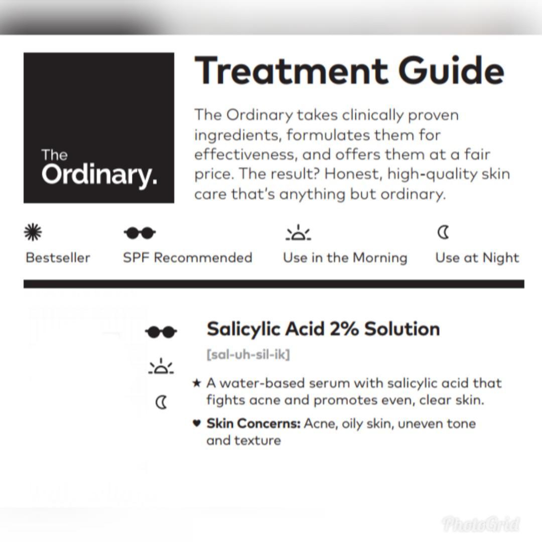 🌟READY STOCK🌟The Ordinary Full size 30ml/60ml