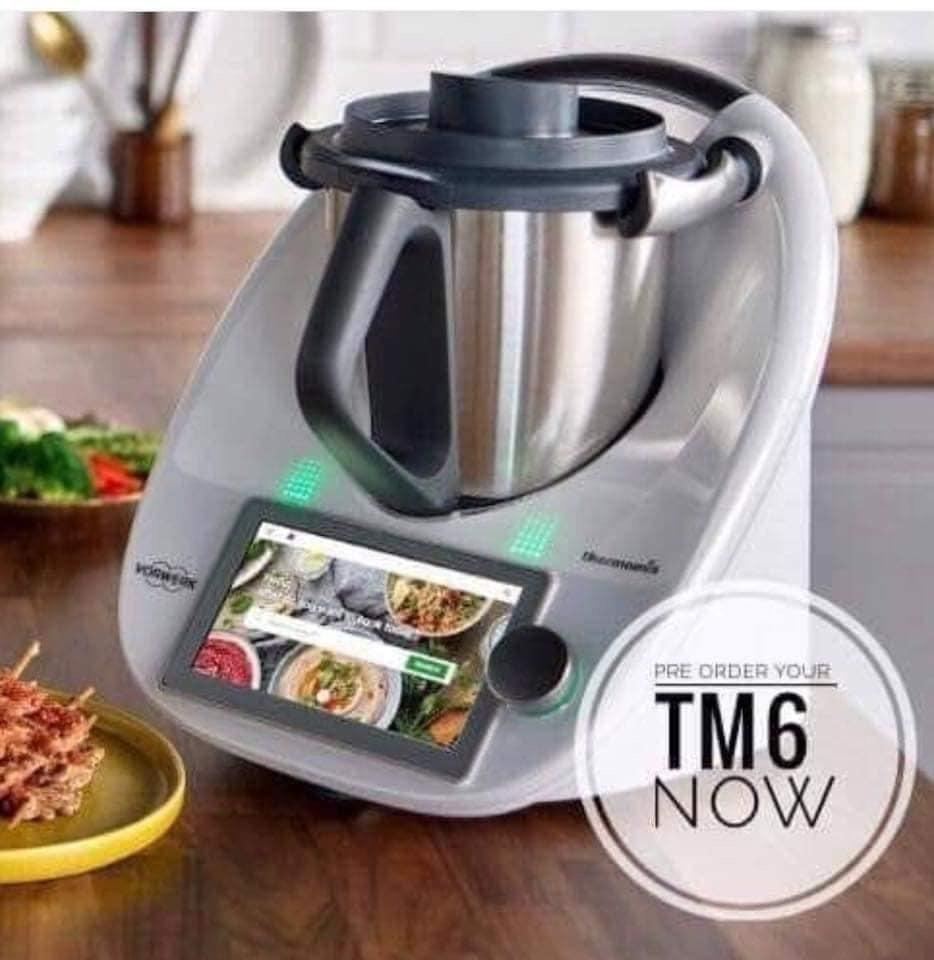 Cooking Chef Ou Thermomix Avis thermomix tm6, home appliances, kitchenware on carousell
