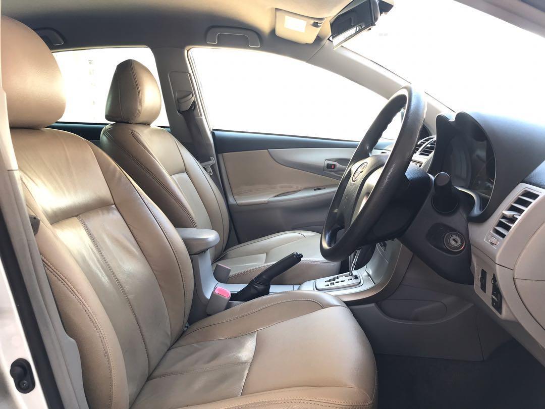 Toyota Corolla 1.5 Axio X (A)