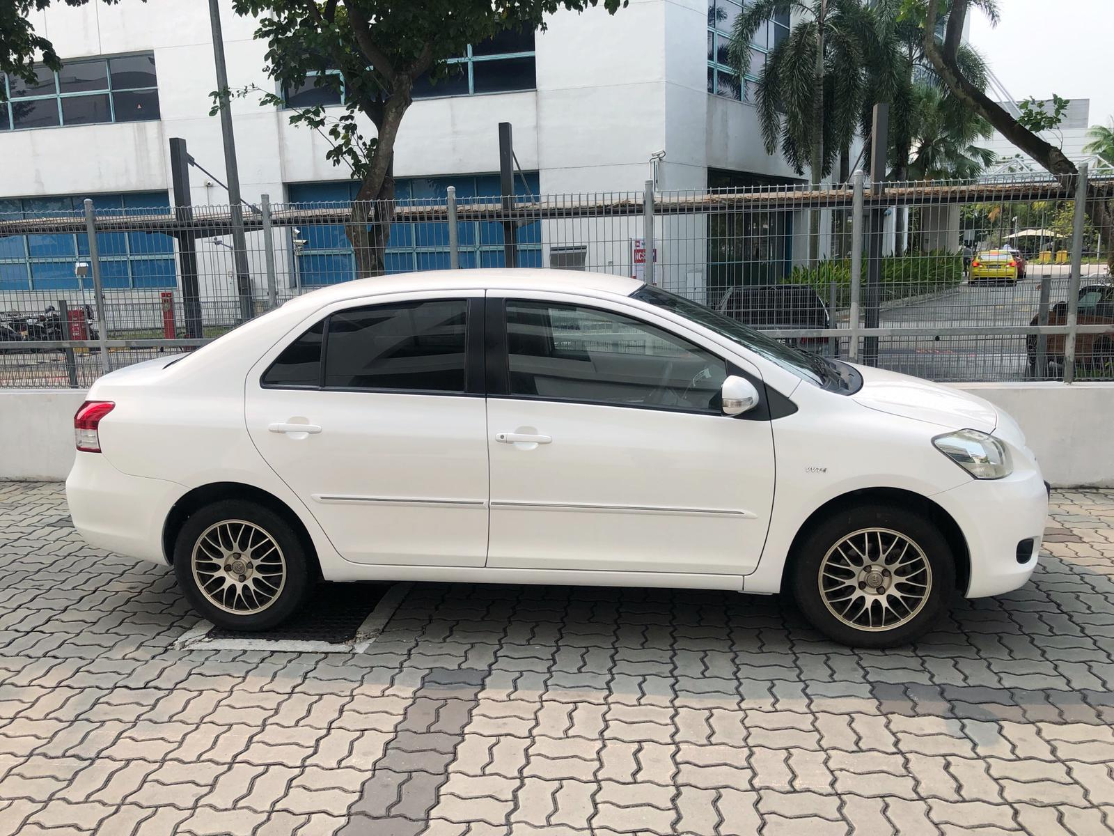 Toyota Vios 1.5a top condition*$230 after gojek rebate.PHV For Rent Grab Rental Gojek Or Personal Use Low price and Cheap