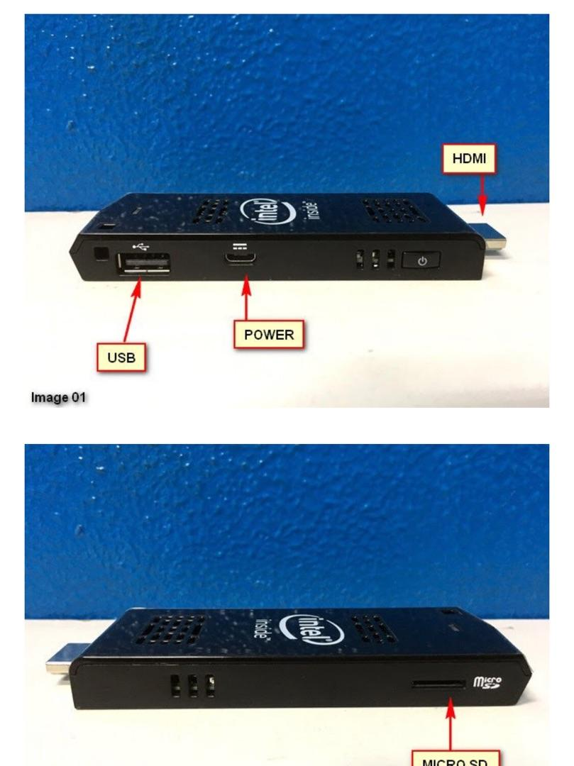 Turn TV into a computer - Intel Compute Stick 32GB Storage Windows 8.1
