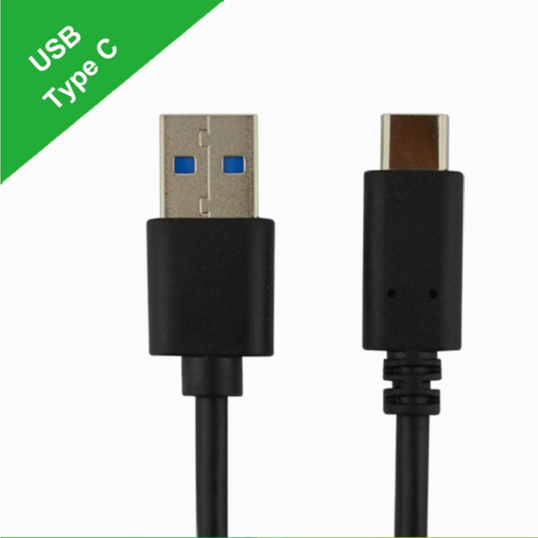 USB 3.1 Type C to USB 3.0 Male Charge Sync Cable (Huawei)