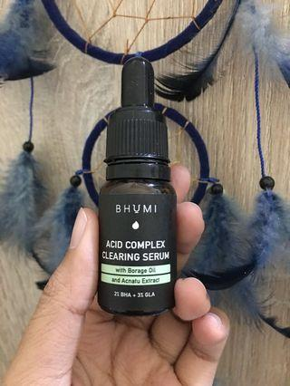 Bhumi Cid Complex Clearing Serum