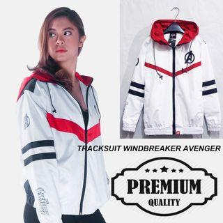 Windbreaker Marvel