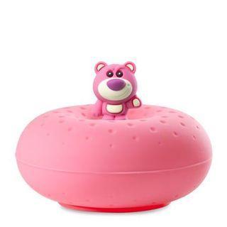Bone 熊抱哥甜甜圈吸盤捲線盒