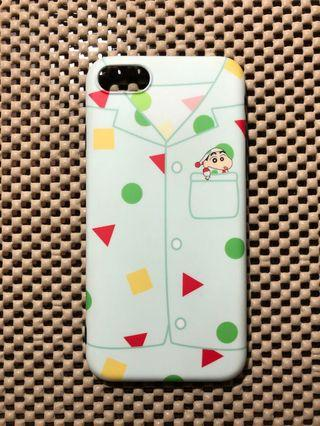 iphone7/8蠟筆小新睡衣手機殼