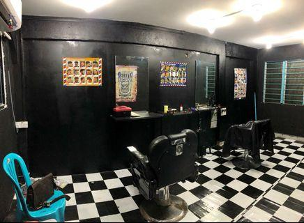 Barbershop full time
