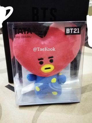 [SALE] BTS BT21 TATA BAG CHARM