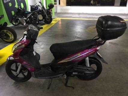 EGO S 2013 3300 condition tiptop