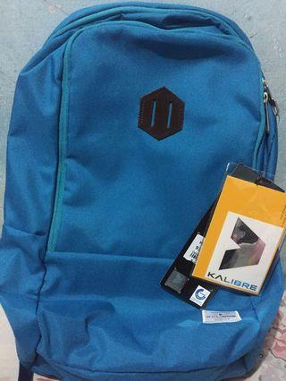 Backpack / ransel / tas kalibre wanita biru 20 liter