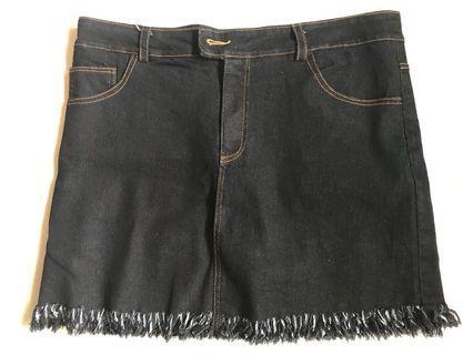 Brand new: Black Jeans Skorts