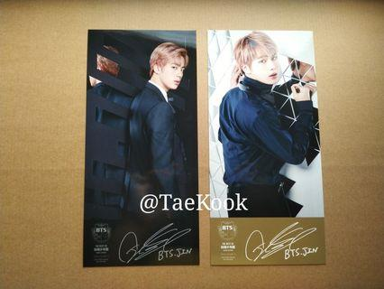 [SALE] BTS THE BEST OF PC - KOREA & JAPAN EDITION (SEOKJIN)