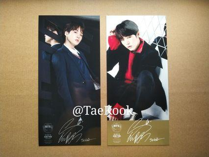 [SALE] BTS THE BEST OF PC - KOREA & JAPAN EDITION (YOONGI)
