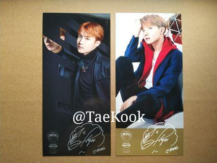 [SALE] BTS THE BEST OF PC - KOREA & JAPAN EDITION (HOSEOK)