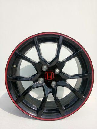 Honda fit honda sutter rims 16 inch