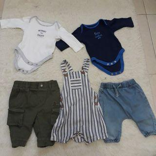 Mothercare HnM newbie take all