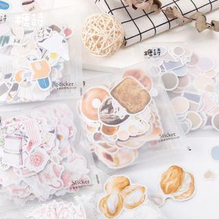 [S] 200pcs sticker flakes 1🌻