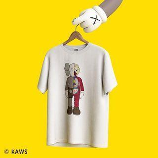 Kaws 優衣褲