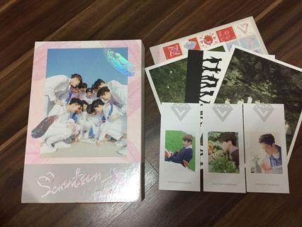 [ WTS ] SVT Seventeen Love & Letter Album