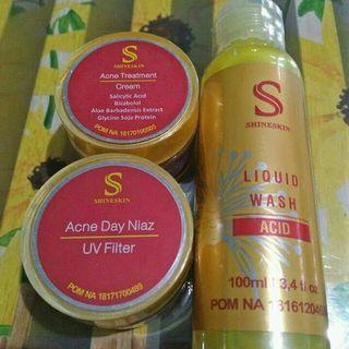 Paket simple acne