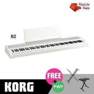 KORG Digital Piano: B2 (Stand Not Included)