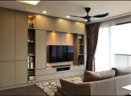 { Modern Sky Villa Condo@Melawati Hill Top }Fully Furnished