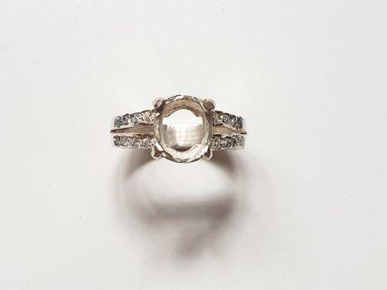 925 Silver Custom-Made Ring
