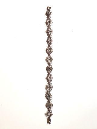 925 Silver Custom-Made Bracelet