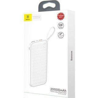 20000mAh Quick Charge 3.0 Dual 18W Type-C PD Ports