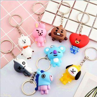 READY STOCK - BTS KEYCHAIN