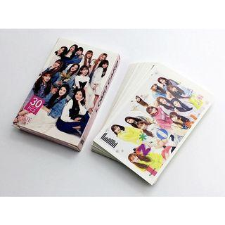 READY STOCK - IZ*ONE LOMOCARD