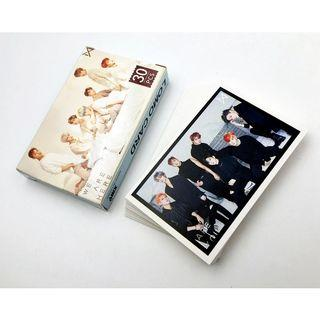 READY STOCK - MONSTA X LOMOCARD