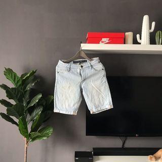 Mens short jeans