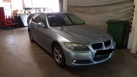 BMW E90 318 Facelift Selling at RM6,800