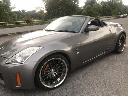 Nissan Fairlady 350z 3.5M Selling at RM18,500