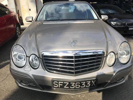Mercedes-Benz AVG E200 Selling at RM11,500 siap