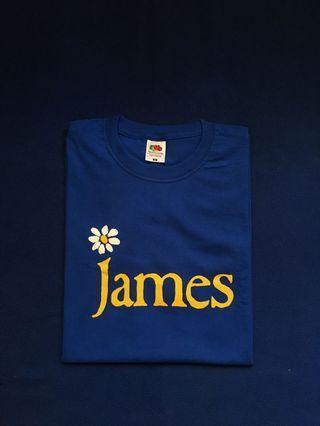 JAMES - FLOWER