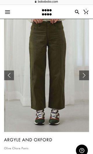 Olive Pants by @Argyleandoxford SALE!!!!