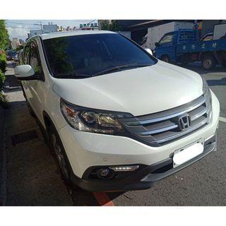 2014年 CRV 2.4【熱門車、中古車、二手車】