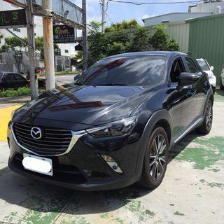 2016年 CX-3  2.0 頂【熱門車、中古車、二手車】