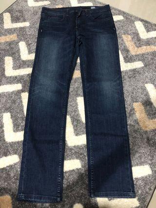 NEW- Jeans LEE Pria