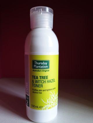 Thursday's Plantation - Tea Tree & Witch Hazel Toner