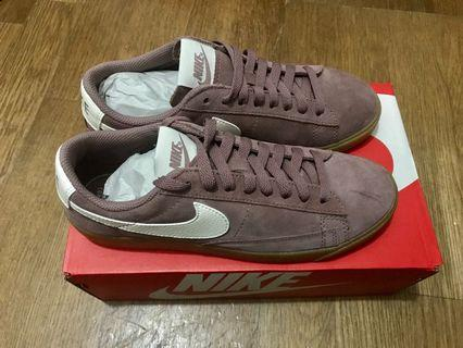 Nike Wmns Blazer Low SD 麂皮 膠底 女