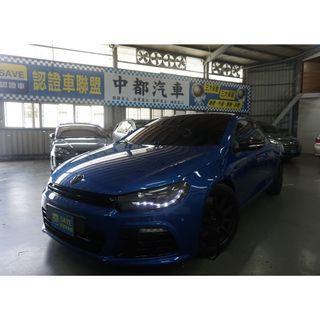 2012年 VW 喜樂可 1.4 藍 (渦輪增壓)精品改裝30幾萬
