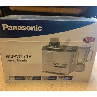 New Panasonic blender/juicer available