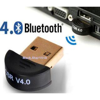 Mini Bluetooth USB Dongle v4.0